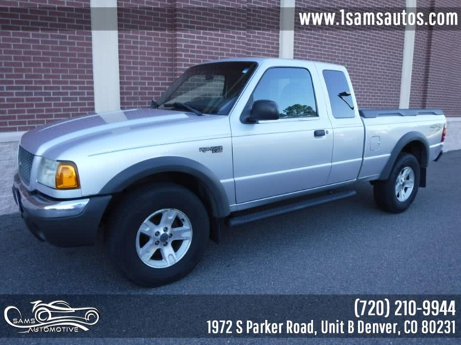Used 2002 Ford Ranger in Denver, Colorado | Sam's Automotive. Denver, Colorado
