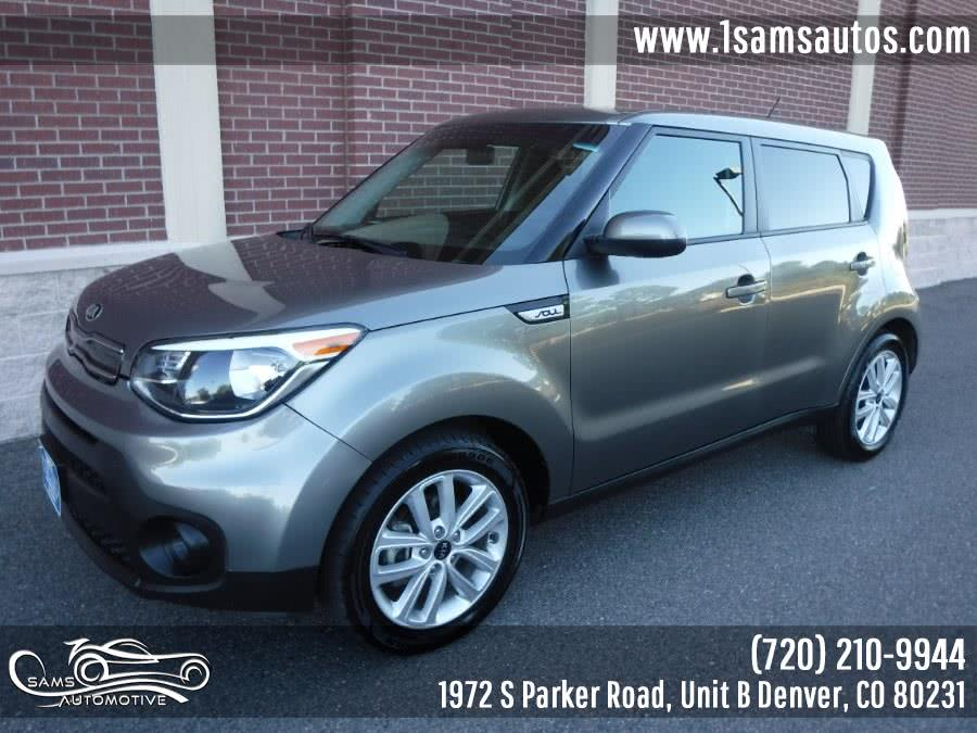 Used 2018 Kia Soul in Denver, Colorado | Sam's Automotive. Denver, Colorado