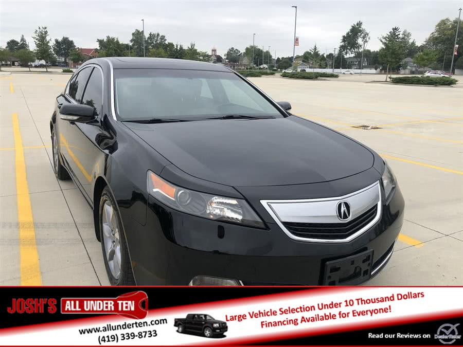 Used 2013 Acura TL in Elida, Ohio | Josh's All Under Ten LLC. Elida, Ohio