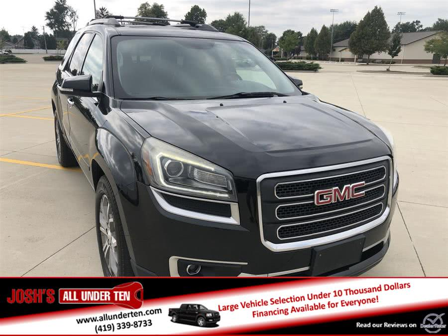 Used 2013 GMC Acadia in Elida, Ohio | Josh's All Under Ten LLC. Elida, Ohio