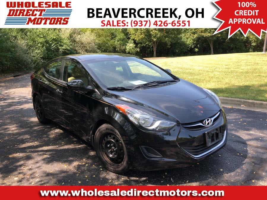 Used 2013 Hyundai Elantra in Beavercreek, Ohio | Wholesale Direct Motors. Beavercreek, Ohio