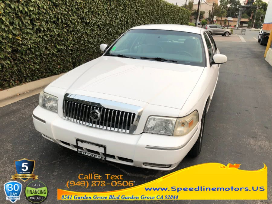 Used 2008 Mercury Grand Marquis in Garden Grove, California | Speedline Motors. Garden Grove, California