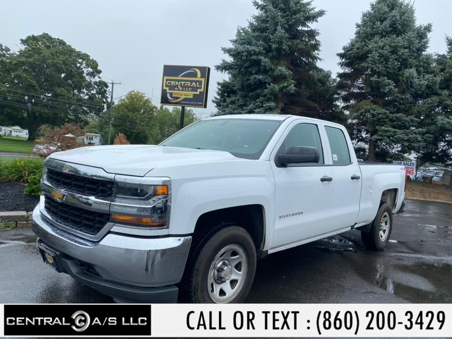 Used 2016 Chevrolet Silverado 1500 in East Windsor, Connecticut | Central A/S LLC. East Windsor, Connecticut