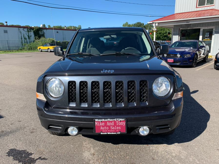 Used Jeep Patriot 4WD 4dr Sport 2014 | Mike And Tony Auto Sales, Inc. South Windsor, Connecticut