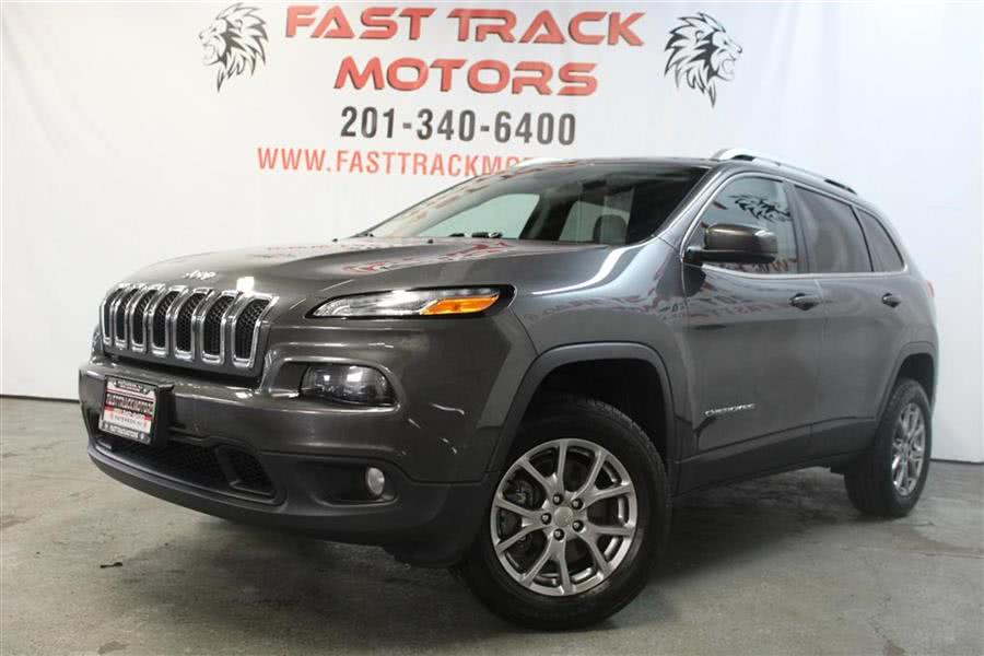 Used 2018 Jeep Cherokee in Paterson, New Jersey | Fast Track Motors. Paterson, New Jersey