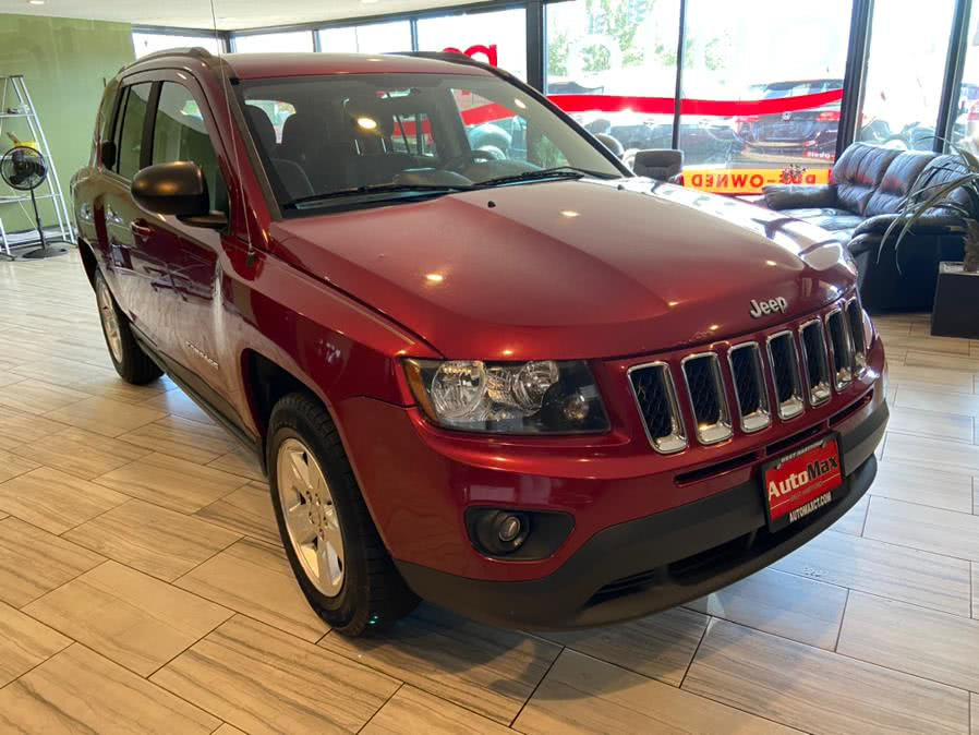 Used 2014 Jeep Compass in West Hartford, Connecticut | AutoMax. West Hartford, Connecticut