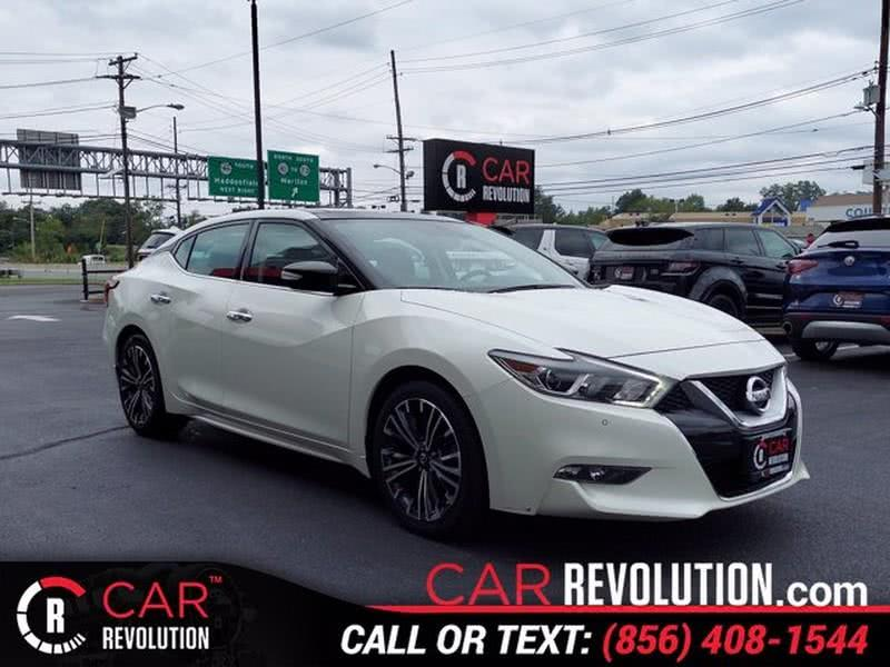 Used 2017 Nissan Maxima in Maple Shade, New Jersey | Car Revolution. Maple Shade, New Jersey