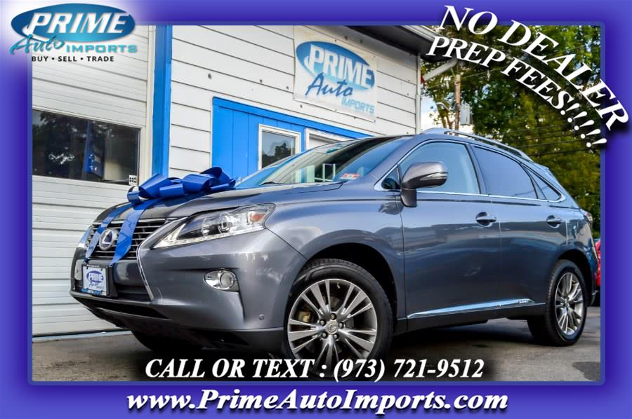 Used 2013 Lexus RX 450h in Bloomingdale, New Jersey | Prime Auto Imports. Bloomingdale, New Jersey