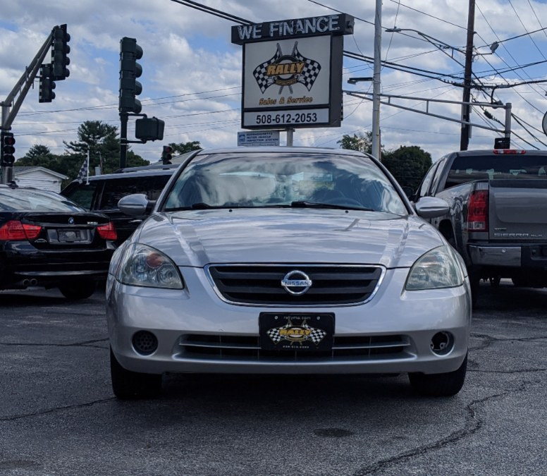 Used Nissan Altima 4dr Sdn 2.5 Auto 2004 | Rally Motor Sports. Worcester, Massachusetts