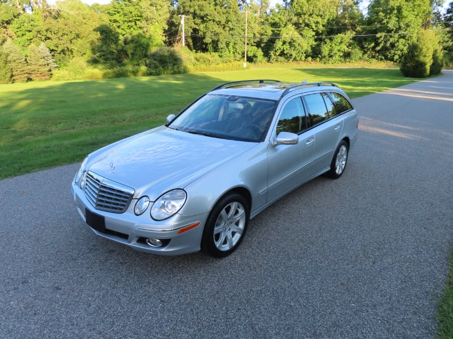 Used 2007 Mercedes-Benz E-Class in North Salem, New York | Meccanic Shop North Inc. North Salem, New York