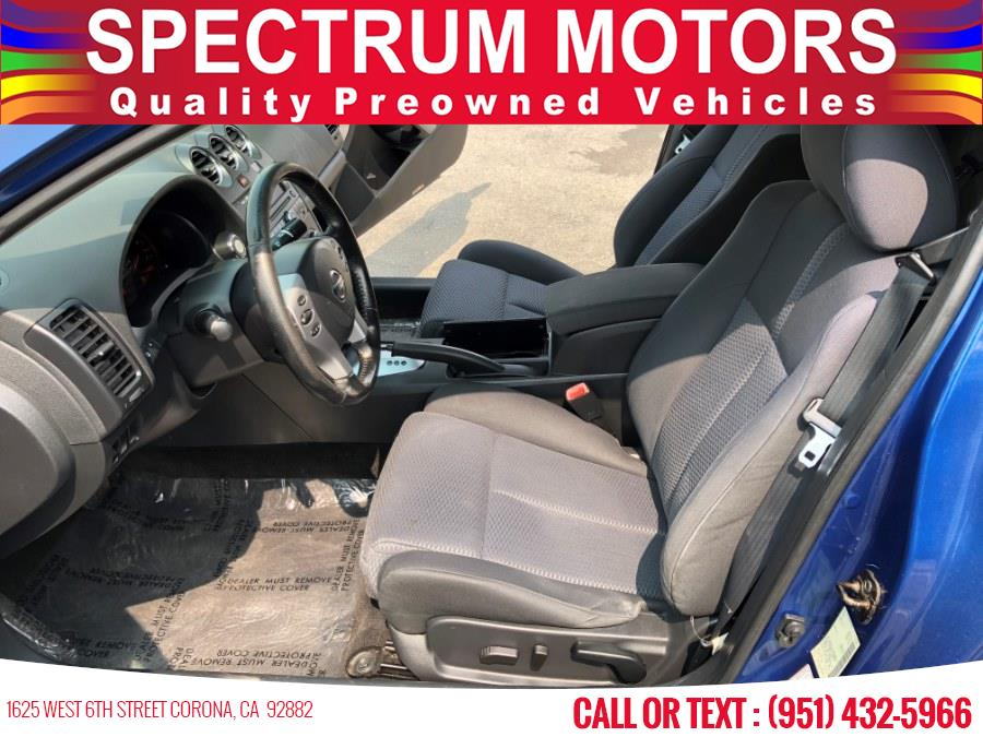 Used Nissan Altima 2dr Cpe I4 CVT 2.5 S 2009 | Spectrum Motors. Corona, California