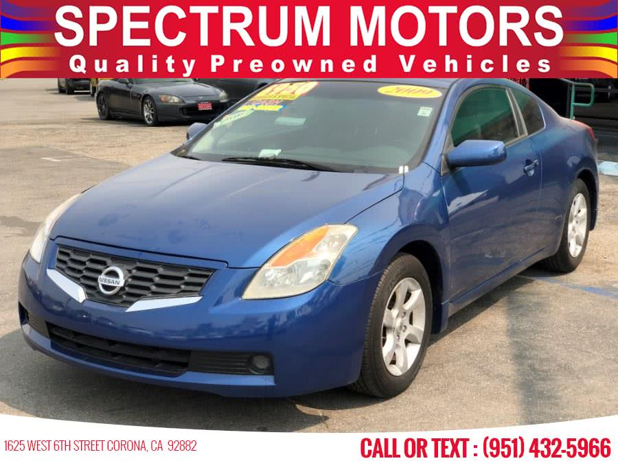 Used 2009 Nissan Altima in Corona, California | Spectrum Motors. Corona, California