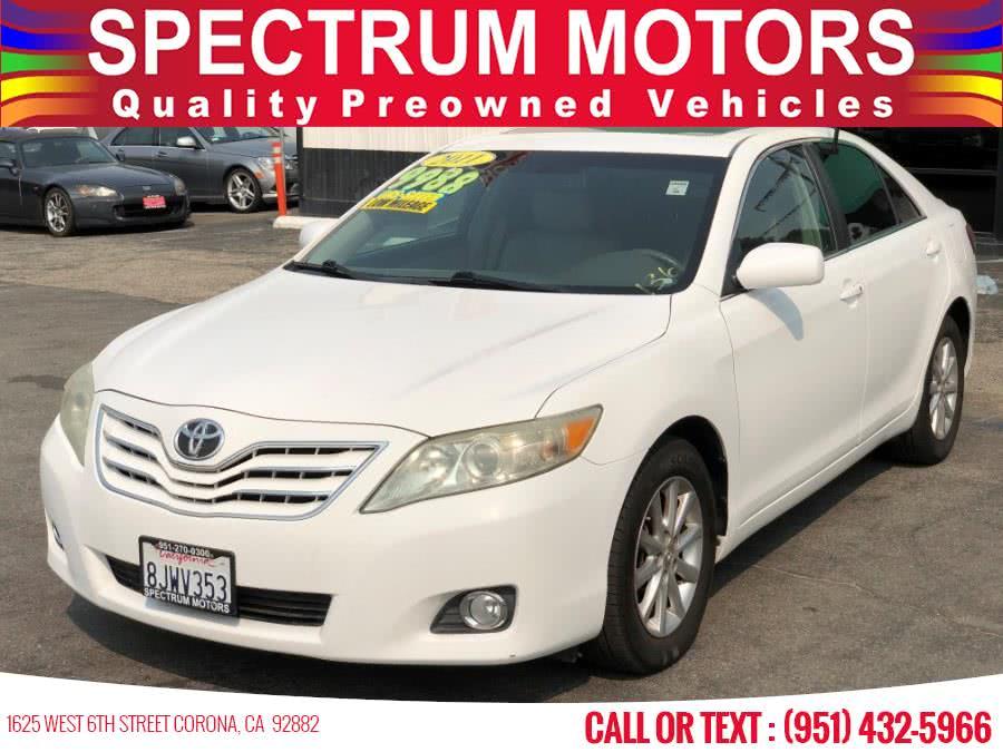Used 2011 Toyota Camry in Corona, California | Spectrum Motors. Corona, California