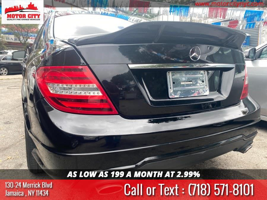Used Mercedes-Benz C-Class 4dr Sdn C300 Sport 4MATIC 2014 | Motor City. Jamaica, New York