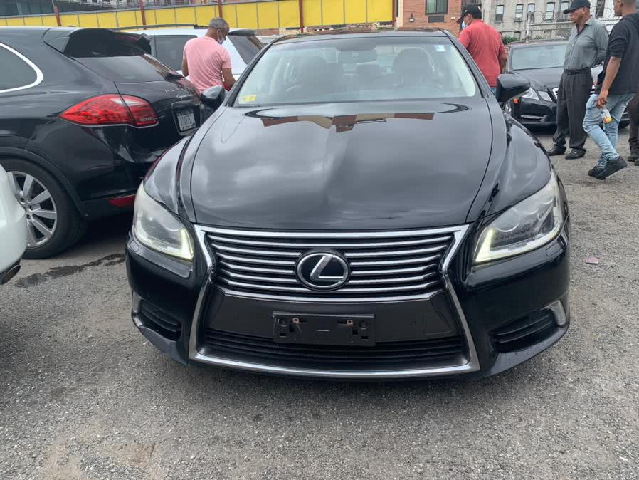 Used 2013 Lexus LS 460 in Brooklyn, New York | Atlantic Used Car Sales. Brooklyn, New York