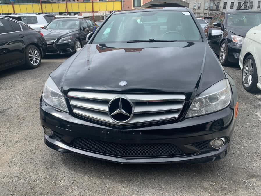 Used 2009 Mercedes-Benz C-Class in Brooklyn, New York | Atlantic Used Car Sales. Brooklyn, New York