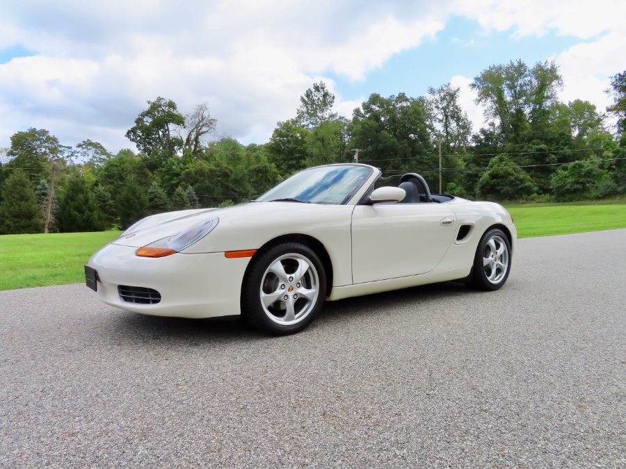 Used 2001 Porsche Boxster in North Salem, New York | Meccanic Shop North Inc. North Salem, New York