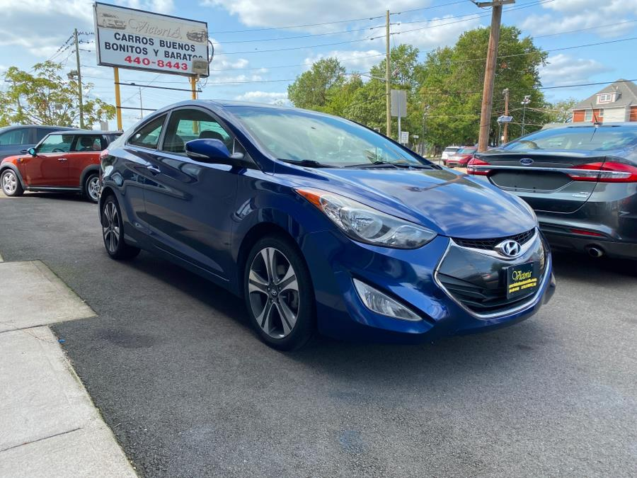Used Hyundai Elantra Coupe 2dr Man SE 2013 | Victoria Preowned Autos Inc. Little Ferry, New Jersey