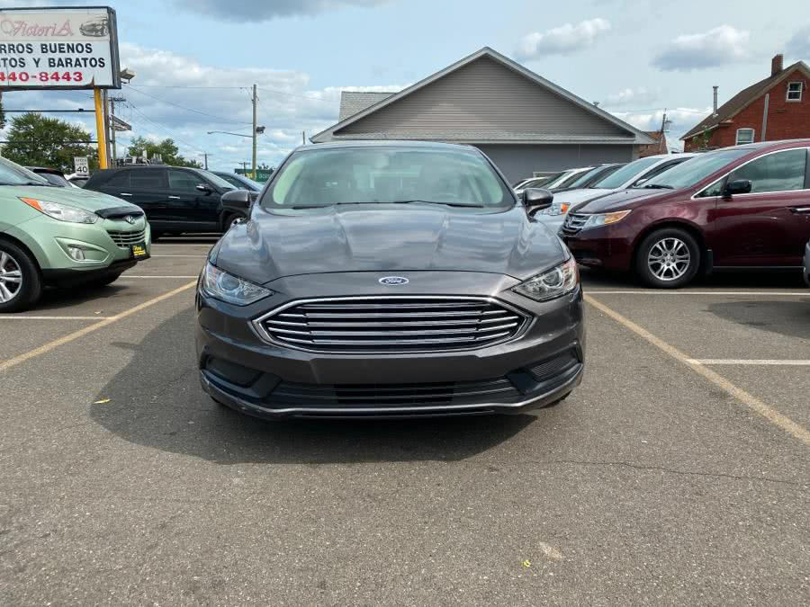 Used 2017 Ford Fusion in Little Ferry, New Jersey | Victoria Preowned Autos Inc. Little Ferry, New Jersey