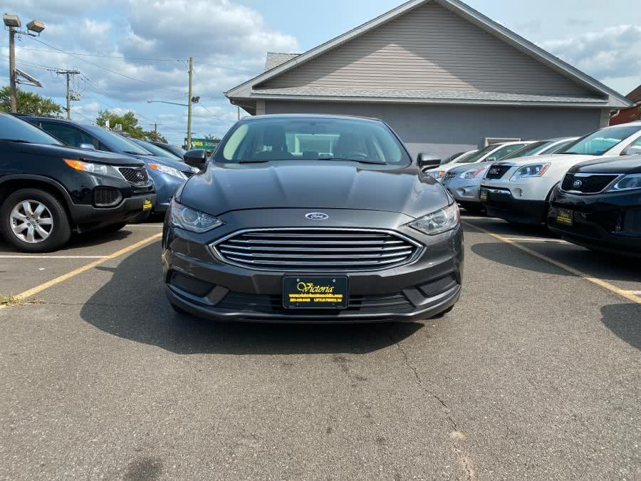 Used 2018 Ford Fusion in Little Ferry, New Jersey | Victoria Preowned Autos Inc. Little Ferry, New Jersey