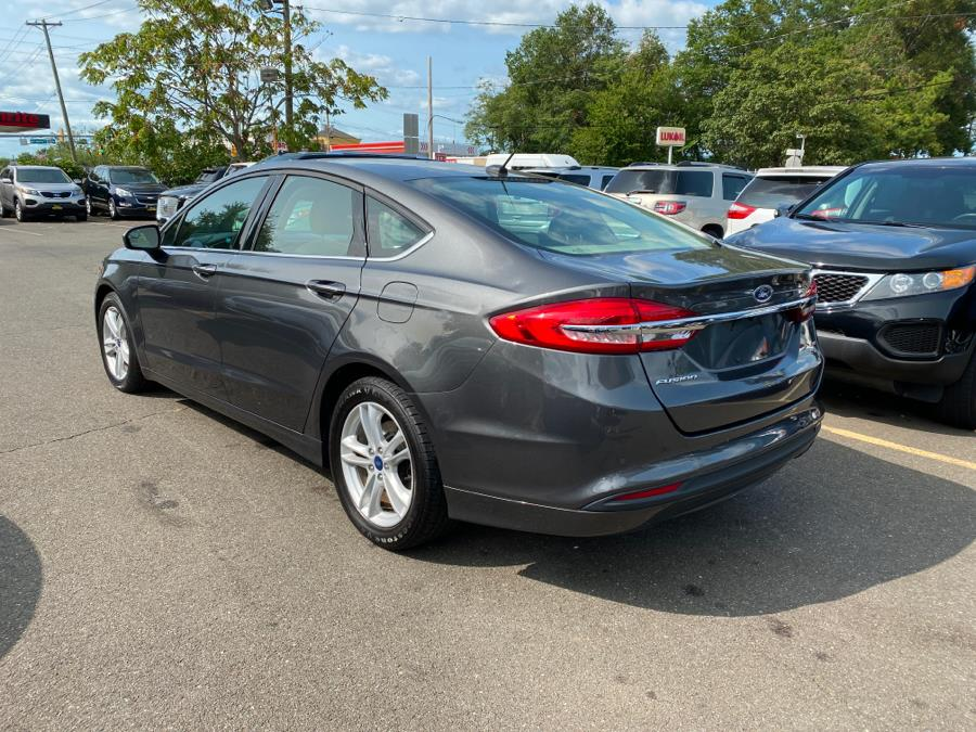 Used Ford Fusion SE FWD 2018 | Victoria Preowned Autos Inc. Little Ferry, New Jersey