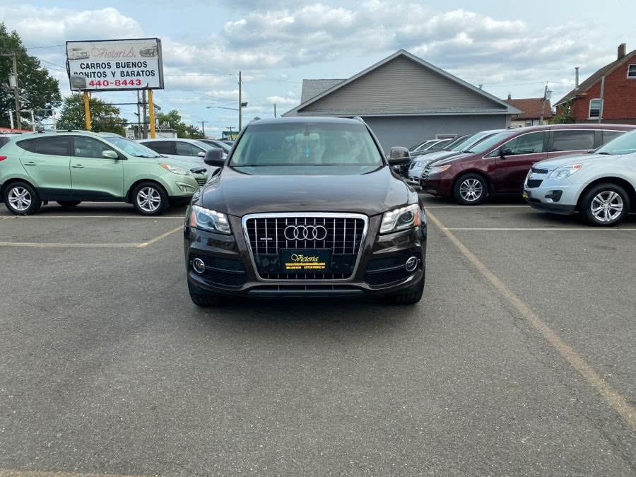 Used Audi Q5 quattro 4dr 3.2L Premium Plus 2011 | Victoria Preowned Autos Inc. Little Ferry, New Jersey