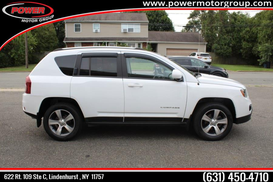 Used Jeep Compass High Altitude 4x4 2017 | Power Motor Group. Lindenhurst , New York