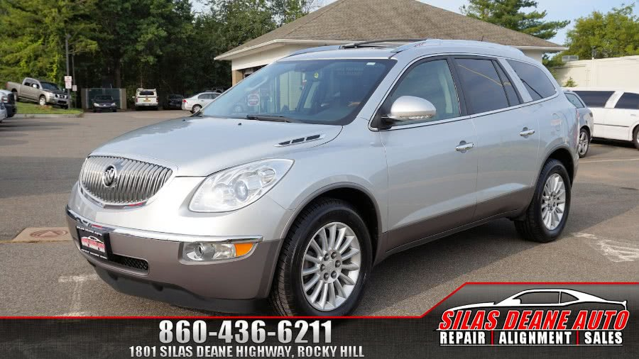 Used Buick Enclave AWD 4dr CXL-1 2011 | Silas Deane Auto LLC. Rocky Hill , Connecticut