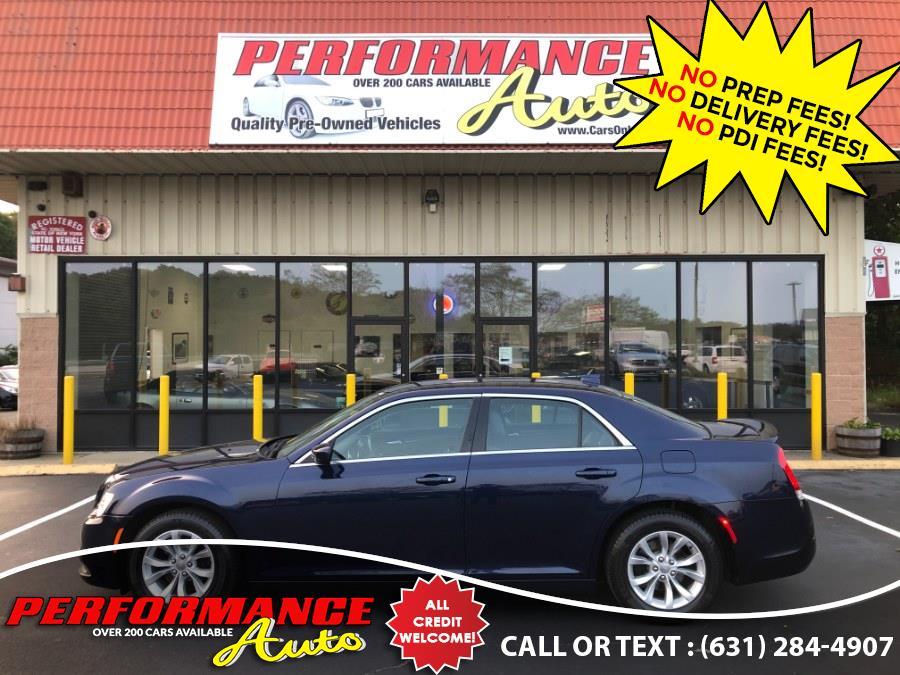 Used Chrysler 300 4dr Sdn Limited RWD 2016 | Performance Auto Inc. Bohemia, New York