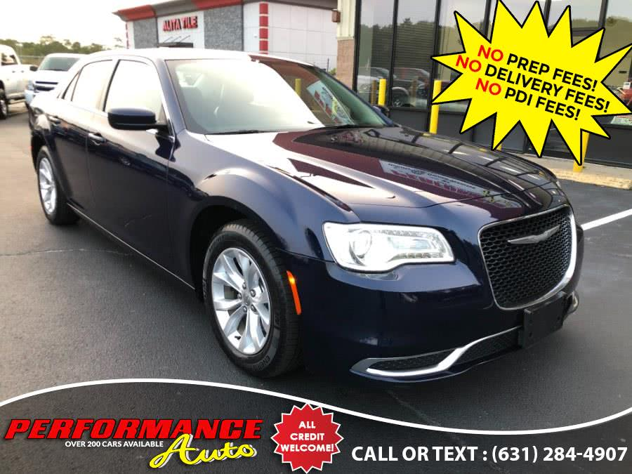Used Chrysler 300 4dr Sdn Limited RWD 2016 | Performance Auto Inc. Bohemia, New York