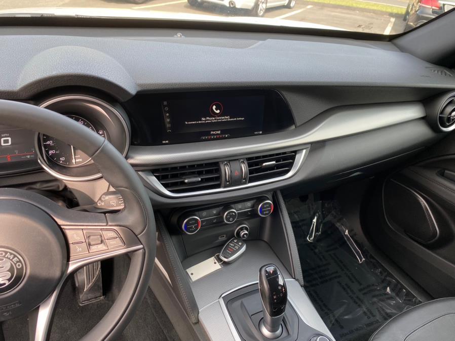 Used Alfa Romeo Stelvio Ti Sport AWD 2018 | Tru Auto Mall. Berlin, Connecticut