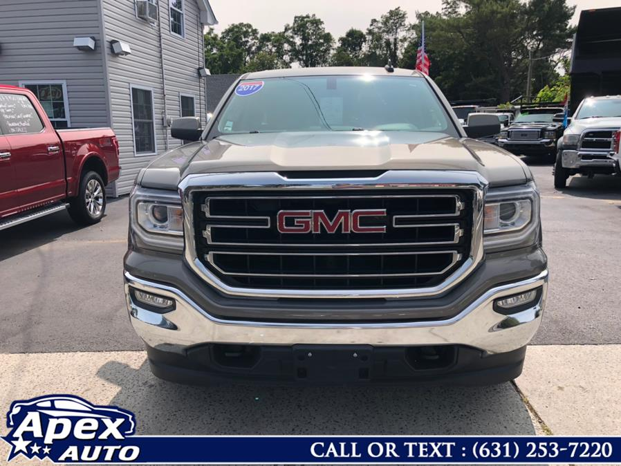 "Used GMC Sierra 1500 4WD Double Cab 143.5"" SLE 2017 