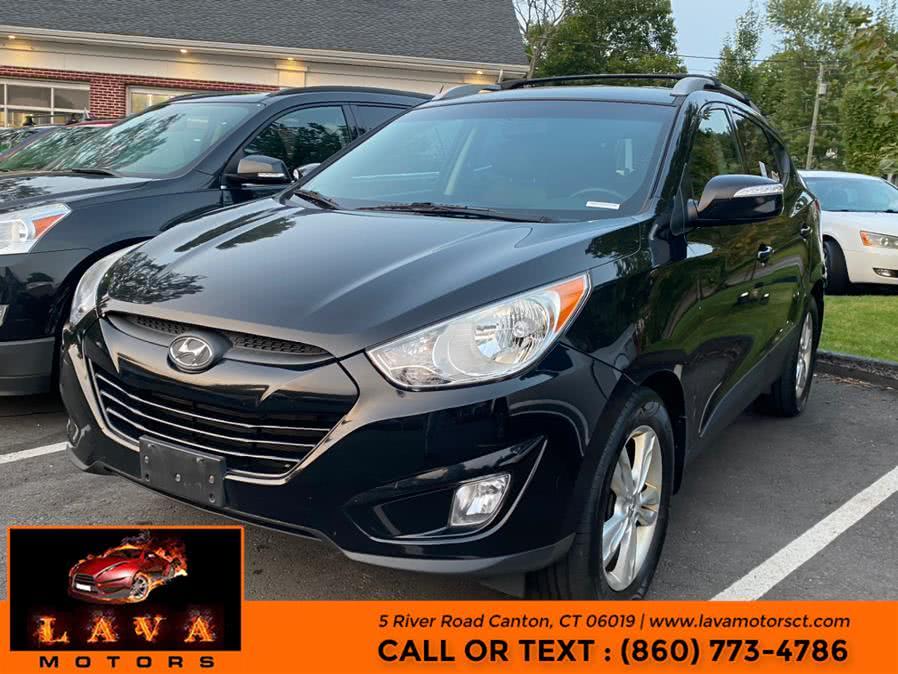 Used 2013 Hyundai Tucson in Canton, Connecticut | Lava Motors. Canton, Connecticut