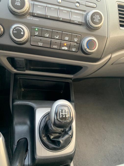 Used Honda Civic Sdn 4dr Man LX 2011 | Brooklyn Auto Mall LLC. Brooklyn, New York