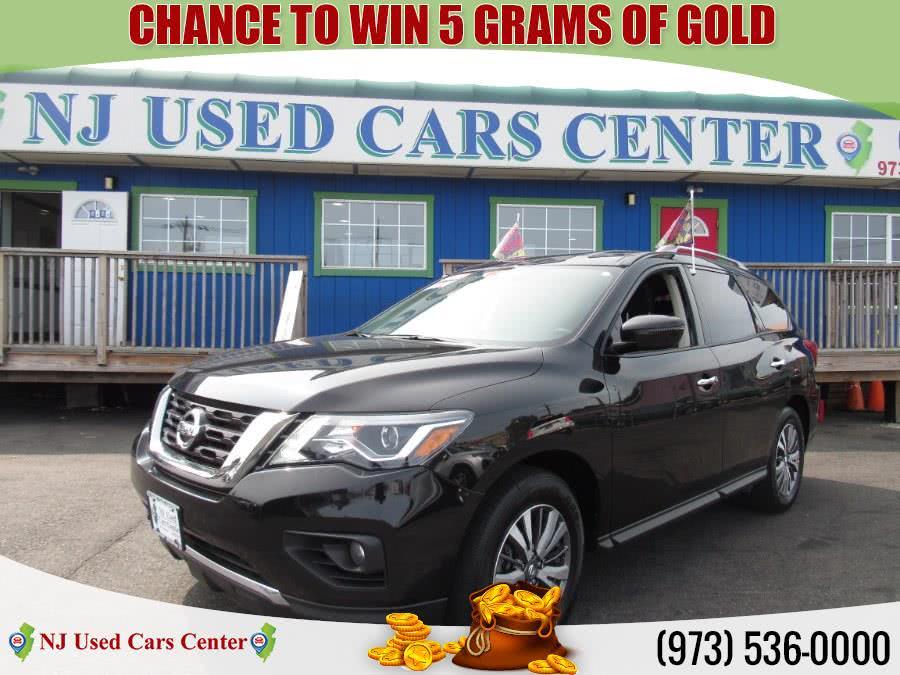 Used 2020 Nissan Pathfinder in Irvington, New Jersey | NJ Used Cars Center. Irvington, New Jersey
