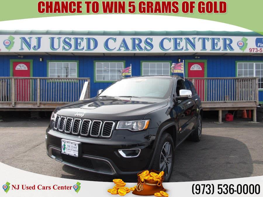 Used 2017 Jeep Grand Cherokee in Irvington, New Jersey | NJ Used Cars Center. Irvington, New Jersey