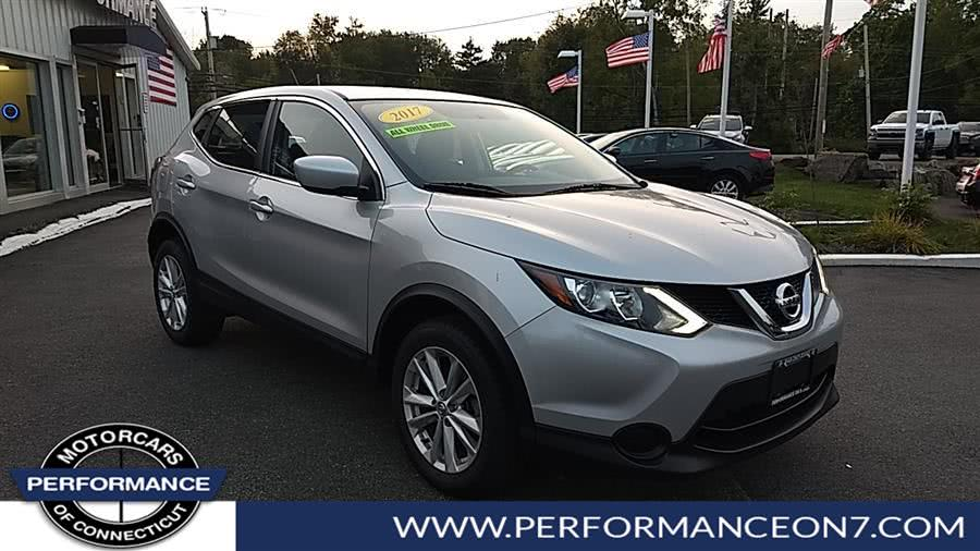 Used Nissan Rogue Sport AWD SV 2017 | Performance Motor Cars. Wilton, Connecticut