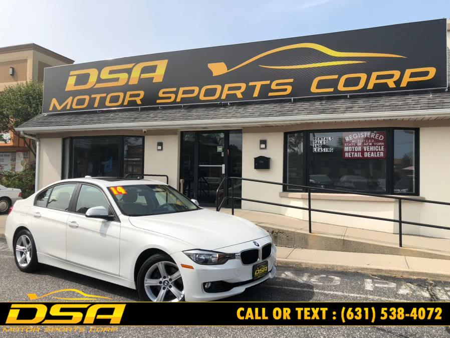 Used 2014 BMW 3 Series in Commack, New York | DSA Motor Sports Corp. Commack, New York