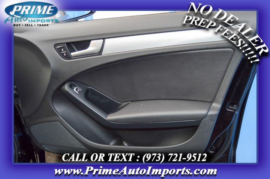 Used Audi A4 4dr Sdn Auto quattro 2.0T Premium 2014 | Prime Auto Imports. Bloomingdale, New Jersey