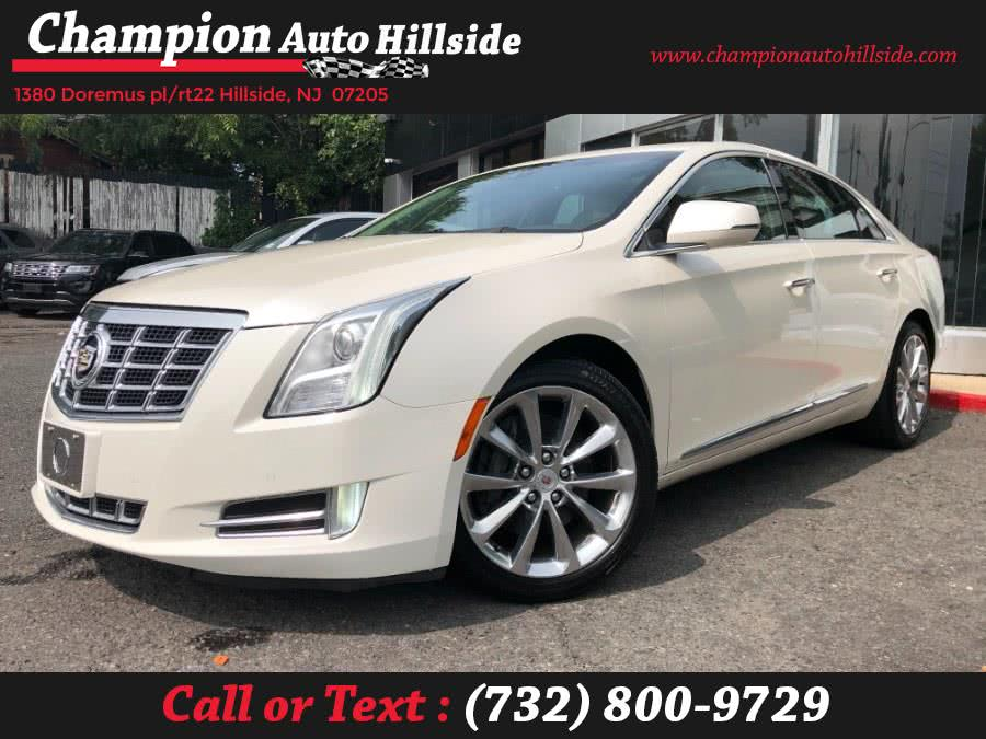 Used 2013 Cadillac XTS in Hillside, New Jersey | Champion Auto Hillside. Hillside, New Jersey