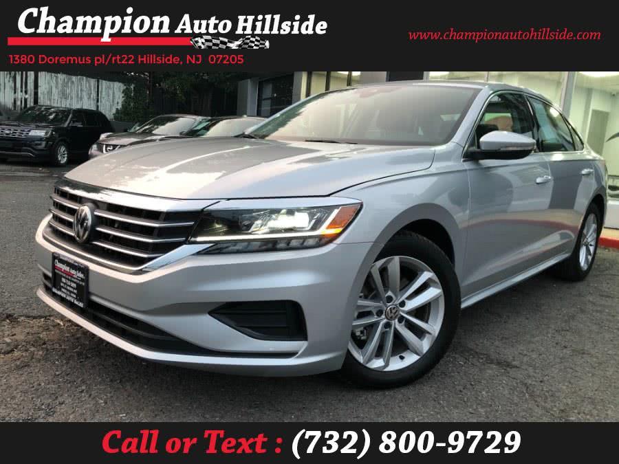 Used 2020 Volkswagen Passat in Hillside, New Jersey | Champion Auto Hillside. Hillside, New Jersey