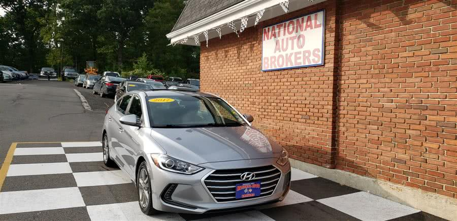 Used 2017 Hyundai Elantra in Waterbury, Connecticut | National Auto Brokers, Inc.. Waterbury, Connecticut