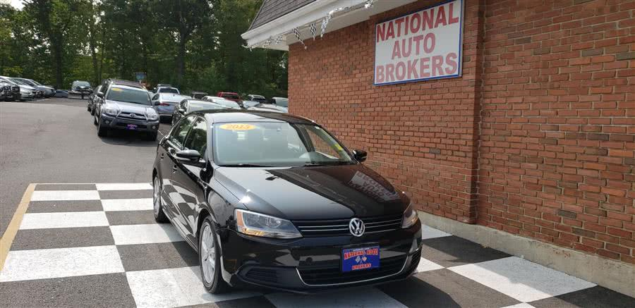 Used 2013 Volkswagen Jetta Sedan in Waterbury, Connecticut | National Auto Brokers, Inc.. Waterbury, Connecticut