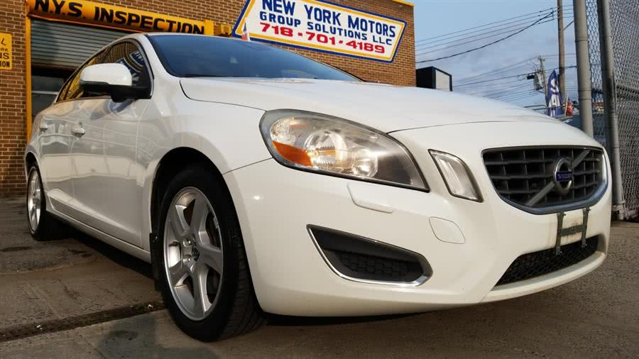 Used Volvo S60 FWD 4dr Sdn T5 w/Moonroof 2012 | New York Motors Group Solutions LLC. Bronx, New York