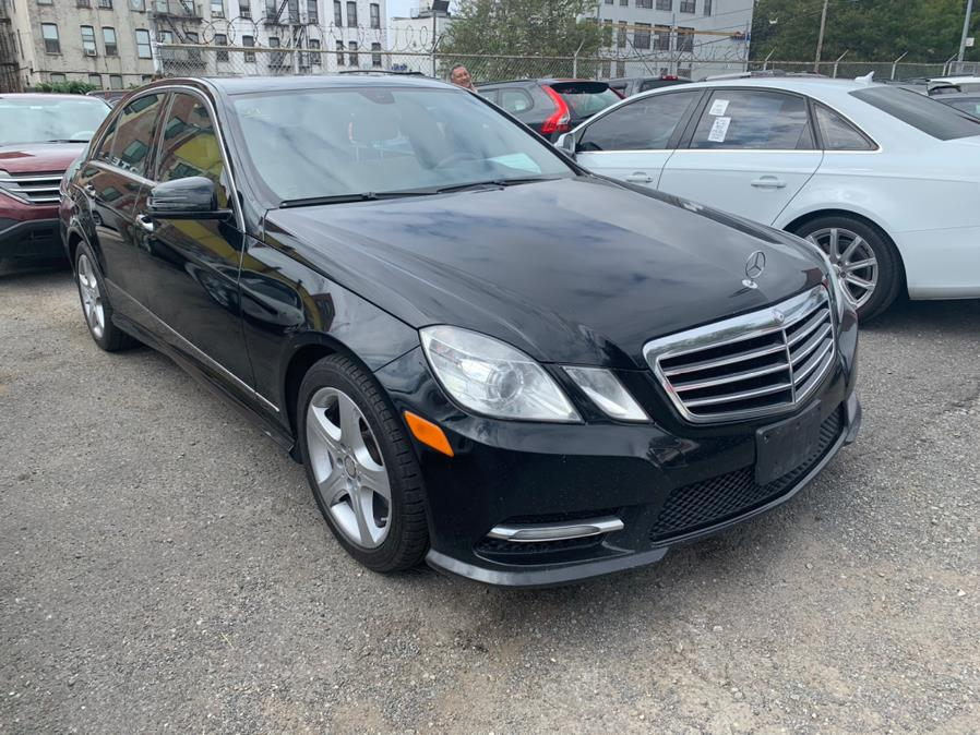Used Mercedes-Benz E-Class 4dr Sdn E350 Luxury 4MATIC *Ltd Avail* 2013 | Atlantic Used Car Sales. Brooklyn, New York