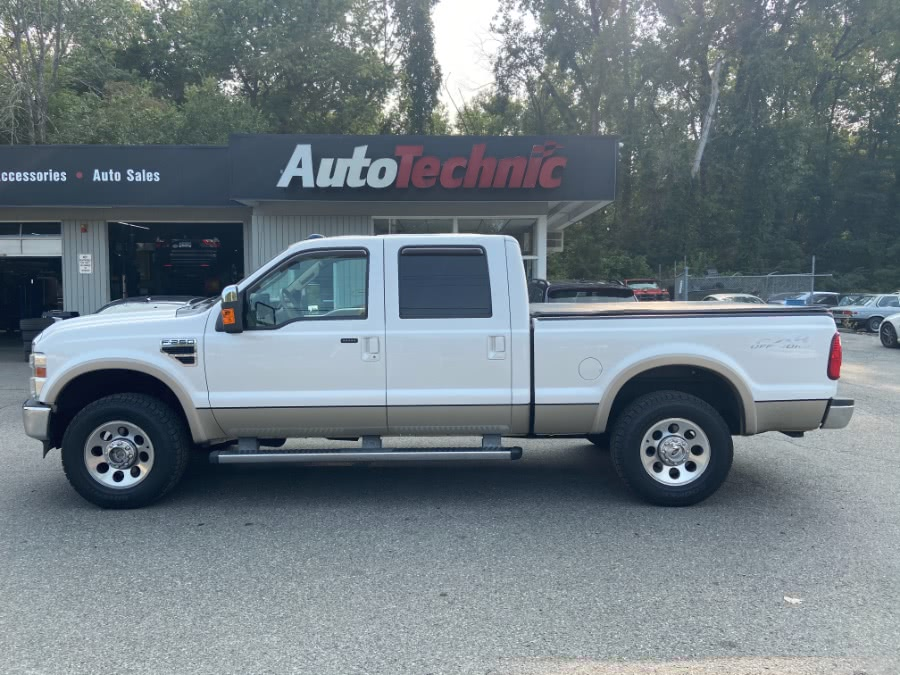 2010 Ford Super Duty F-250 SRW Lariat, available for sale in New Milford, CT