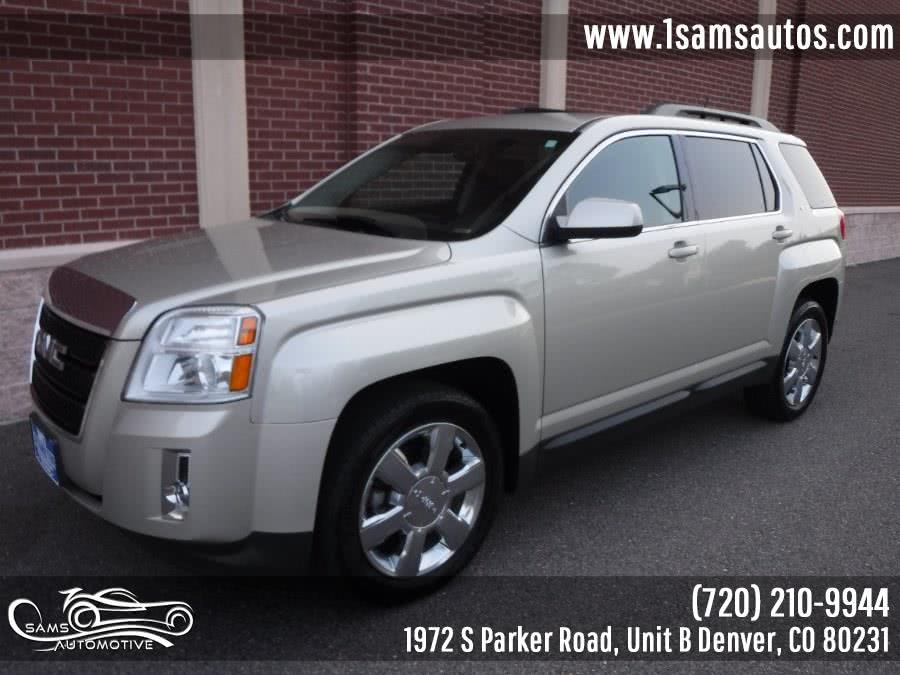 Used 2014 GMC Terrain in Denver, Colorado | Sam's Automotive. Denver, Colorado
