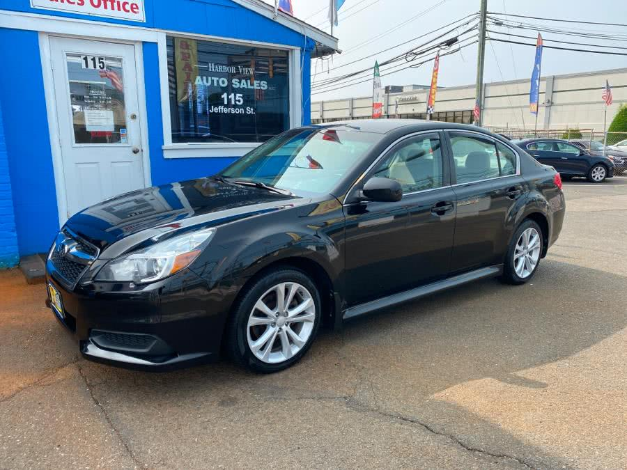 Used 2014 Subaru Legacy in Stamford, Connecticut | Harbor View Auto Sales LLC. Stamford, Connecticut
