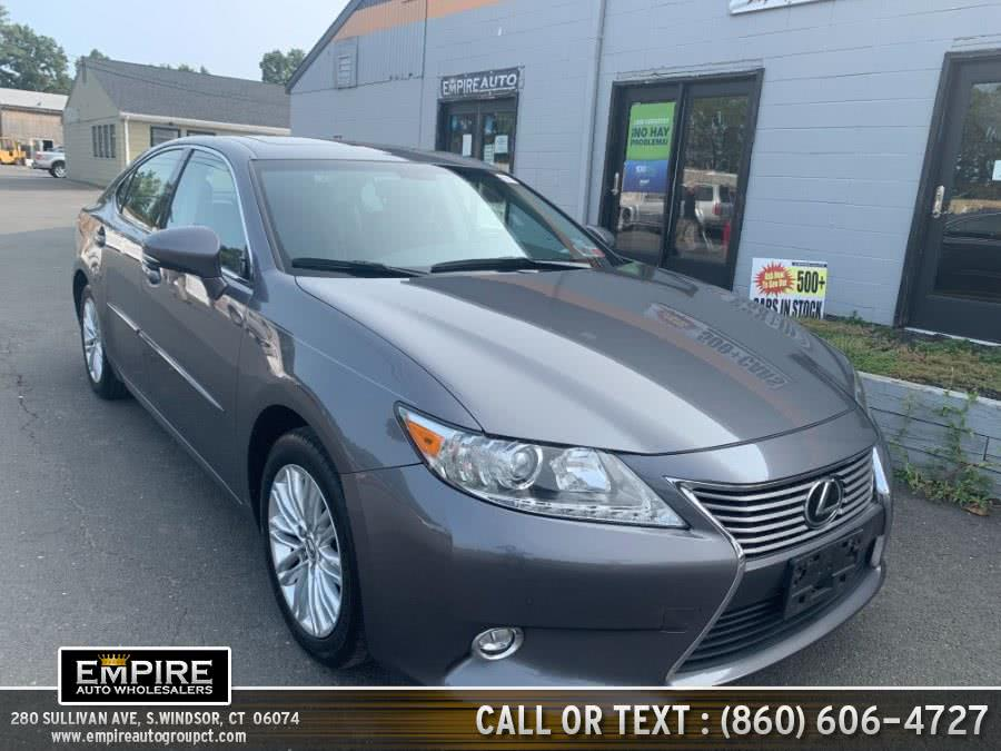 Used Lexus ES 350 4dr Sdn 2014 | Empire Auto Wholesalers. S.Windsor, Connecticut