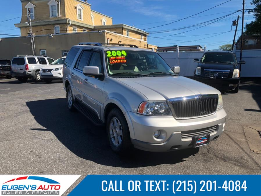 Used 2004 Lincoln Navigator in Philadelphia, Pennsylvania | Eugen's Auto Sales & Repairs. Philadelphia, Pennsylvania